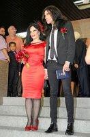 El look de Mario Vaquerizo en su boda con Alaska