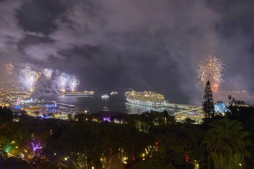 Navidades en Madeira: luces, mercadillos, música y mucha seguridad