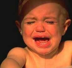 Mi bebé: padece mamitis aguda