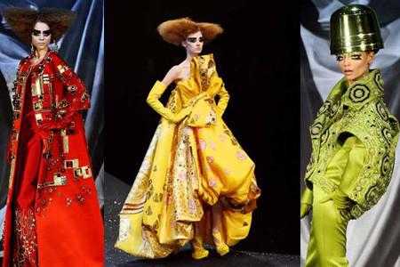 Alta Costura París John Galliano para Dior Primavera-Verano 2008