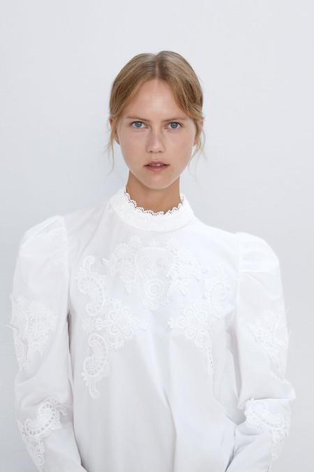 insecto cultura Interesar  Zara tiene las 11 blusas románticas más bonitas de la temporada