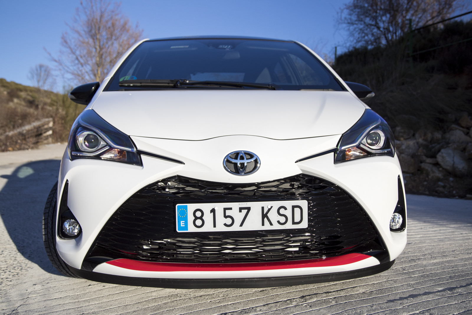 Foto de Toyota Yaris GR Sport - Exteriores (6/31)