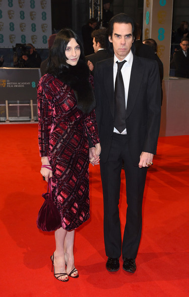 Pedro del Hierro Madrid viste al Rock de Susie Bick en los BAFTA 2015