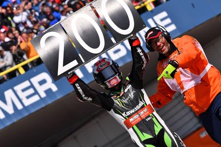 Jonathan Rea ha cumplido 200 carreras en SBK, y así ha sido su trayectoria