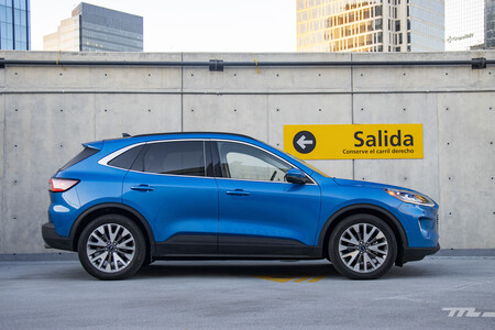 Ford Escape Titanium Prueba Opiniones Mexico 9