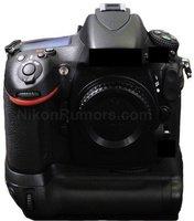 Señoras y señores: Con ustedes la Nikon D800