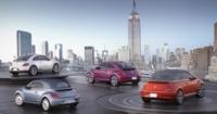 Volkswagen celebra 60 años del vocho con cuatro ediciones especiales del Beetle