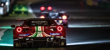 Molina Le Mans Wec 2021