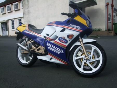 Honda NSR125R SP