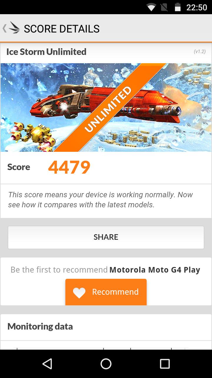 Foto de Benchmarks Moto G4 Play (8/11)