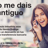 Ahorrar entregando un móvil viejo: Orange también impulsa los descuentos
