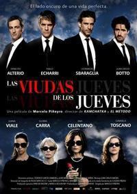 las viudas de los jueves cine