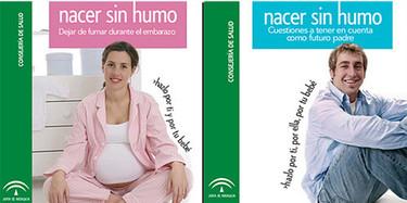 """""""Nacer sin humo"""", guías que ayudan a dejar de fumar durante el embarazo"""