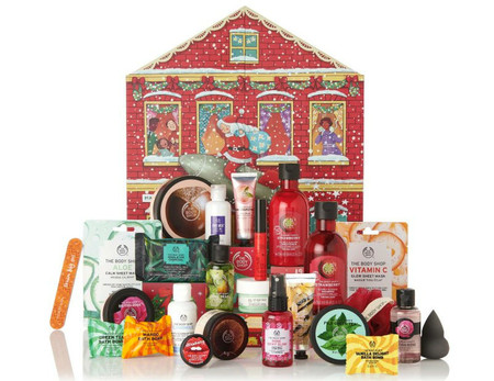 Body Shop Deluxe Adviento 2019 Calendario