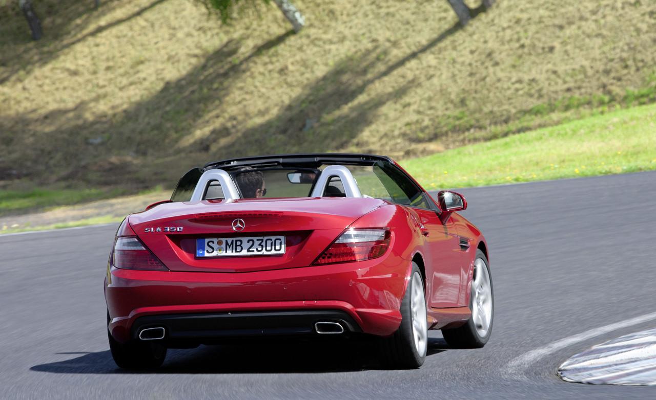 Foto de Mercedes-Benz SLK Roadster 2011 (10/36)