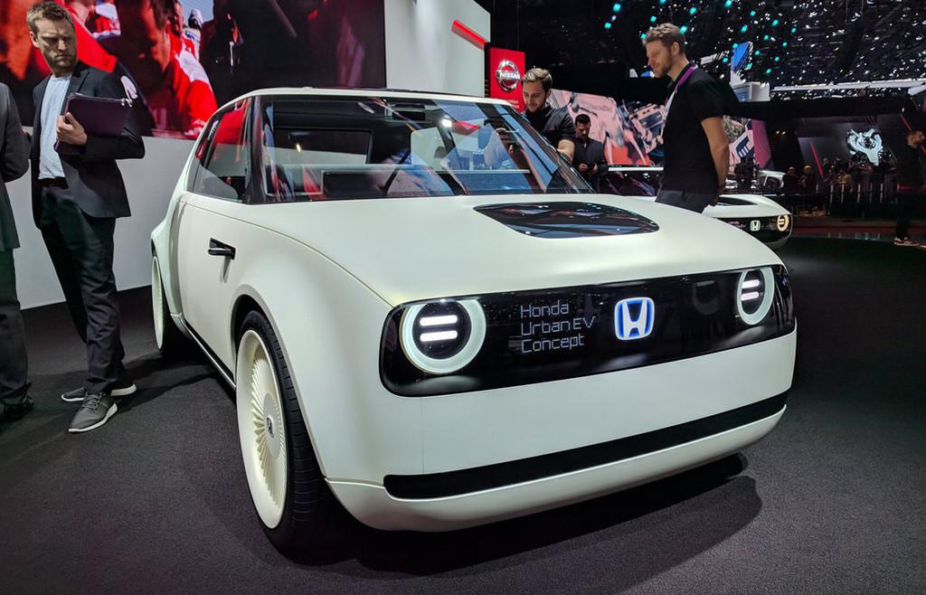 Honda Ev Normal