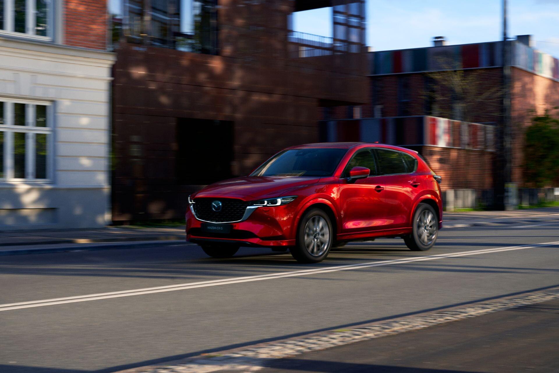 Foto de Mazda CX-5 2022 (11/29)