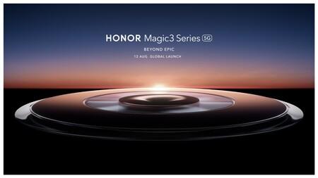 Honor Magic3 Launch