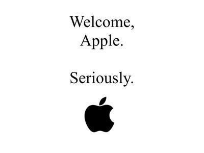 Todas las veces que un competidor dio la bienvenida a Apple y... acabó mal