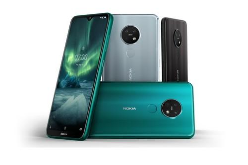 Nokia 7.2 y 6.2: la triple cámara llega a la nueva Nokia junto a una prometida actualización a Android 10
