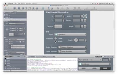 PaintCode, herramienta para la creación de la interfaz de tus aplicaciones
