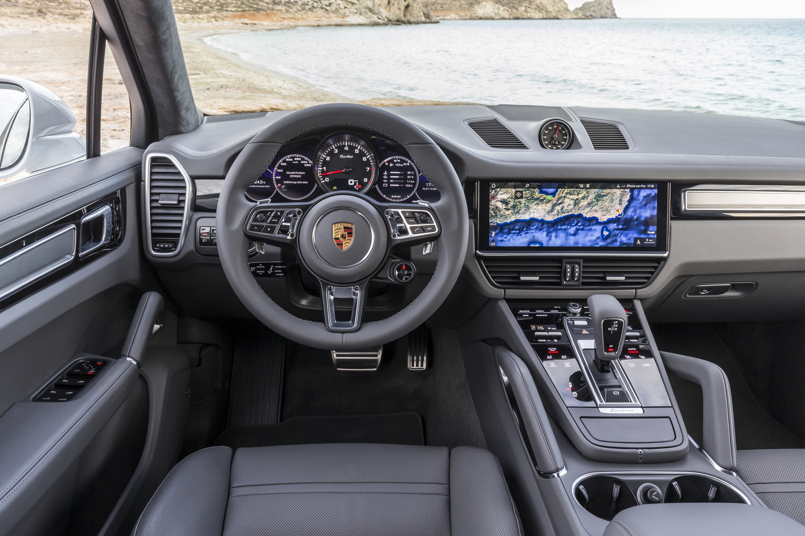 Foto de Porsche Cayenne Turbo 2018 (69/71)