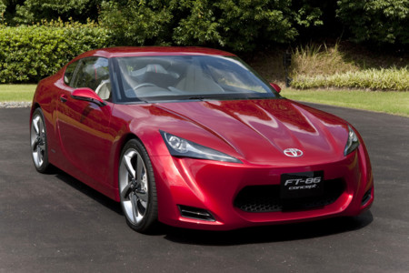 Toyota Ft 86 Concept 01