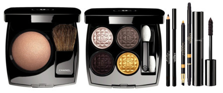Chanel Rouge Noir Absolument Makeup Collection5