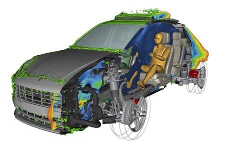 """20 prototipos digitales que recorren """"incontables kilómetros"""": así es el meticuloso desarrollo del Porsche Macan eléctrico"""