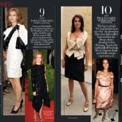 Foto 4 de 9 de la galería el-top-20-de-las-mejor-vestidas-de-2009-segun-harpers-bazaar en Trendencias