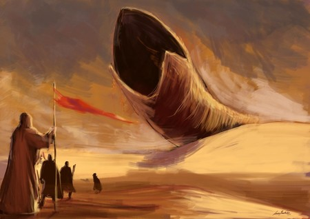Dune Sietch By Lsgg D3hyovy