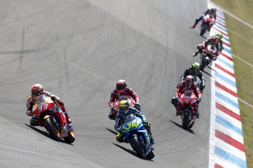 MotoGP Alemania 2019: horarios y dónde ver las carreras en directo