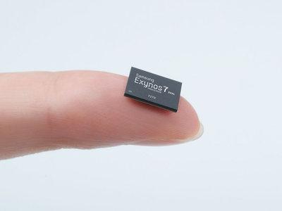 Samsung ha metido LTE, WiFi, Bluetooth, Radio FM y GPS en este diminuto chip para wearables