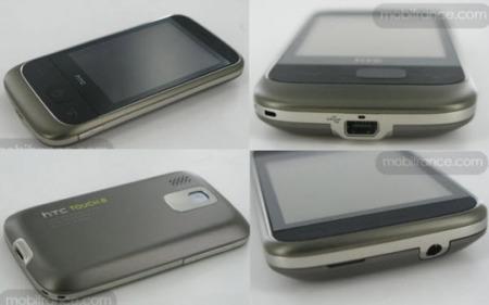 HTC Touch.B podría llegar como modelo de entrada