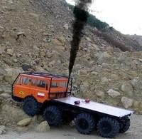 Truck Trial, haciendo el cabra con camiones
