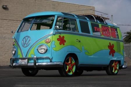 ¡Scooby Doo!…¿Dónde estás? The Mystery Machine By GAS