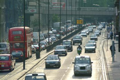 Lon traffic