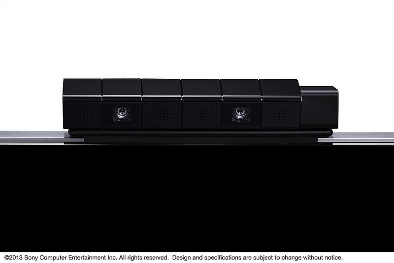 Foto de DualShock 4 y PlayStation Eye (7/14)