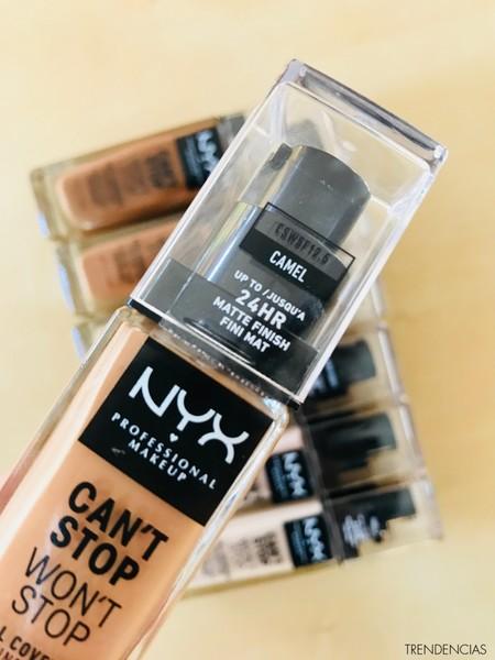 hemos probado review nyx base cant stop wont stop