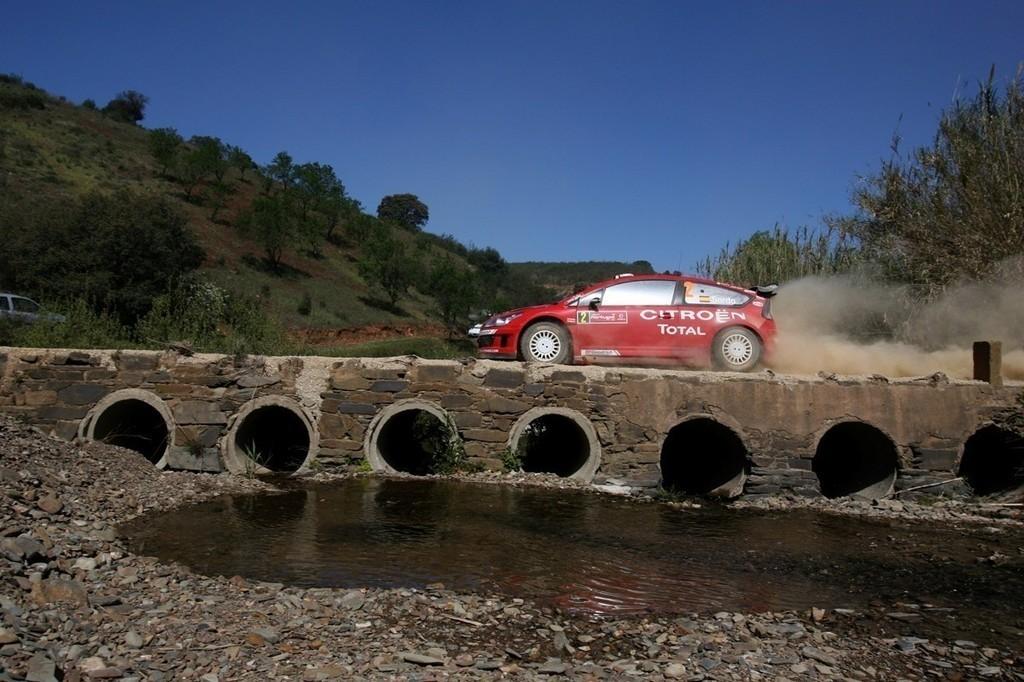 Foto de Citroen WRC Portugal 2007 (11/16)