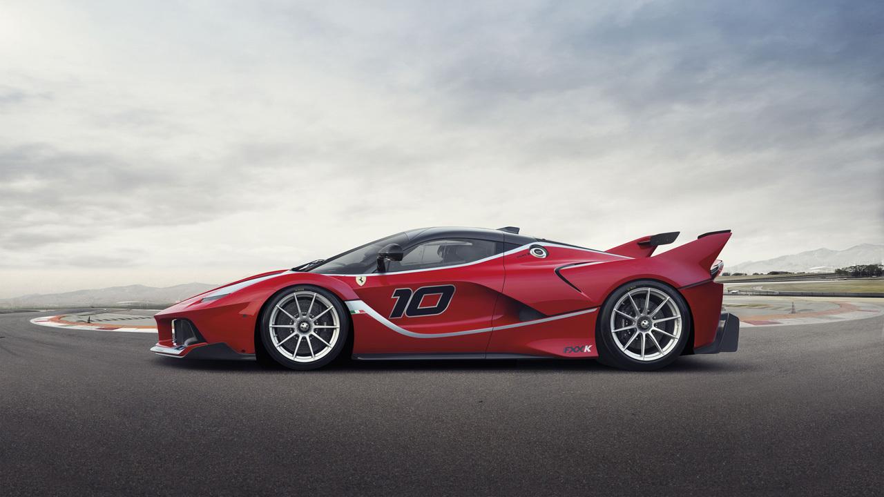fotos más de Ferrari FXXK