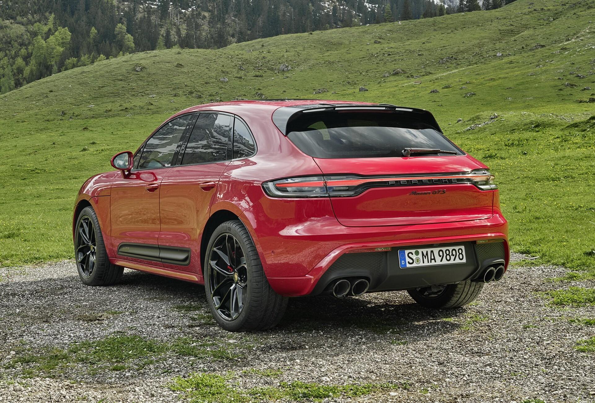Foto de Porsche Macan 2022 (58/59)