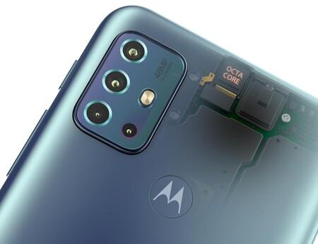 Motorola Moto G20 Oficial Camara 48 Megapixeles Procesador Unisoc
