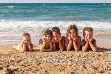 Aquellos maravillosos años: la playa