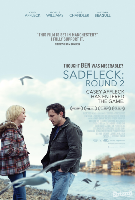 Honest Posters Oscars Manchester By The Sea