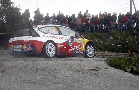 Rally de Bulgaria 2010: Los Citroën amplían su ventaja bajo la lluvia