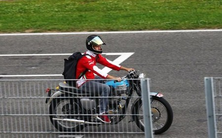 Vettel Suzuki 500 T