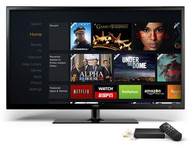 Amazon Fire TV, así es como Amazon quiere entrar a conquistar nuestro salón
