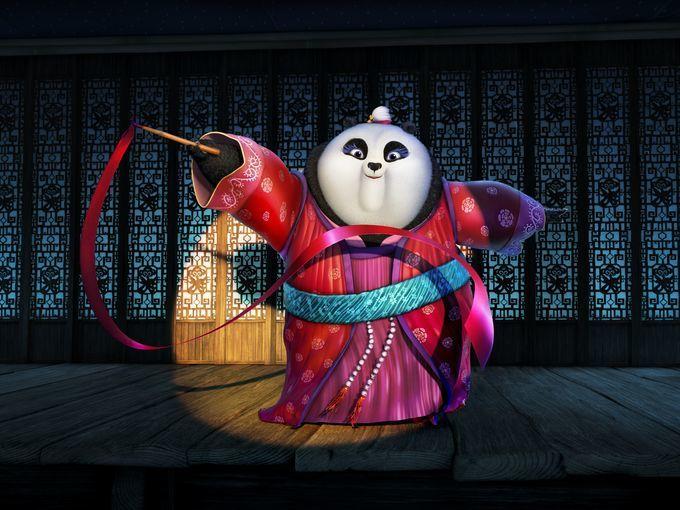 Foto de Imágenes de 'Kung Fu Panda 3' (1/2)