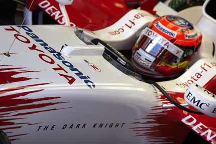 Cambio de motor 'estratégico' de Timo Glock